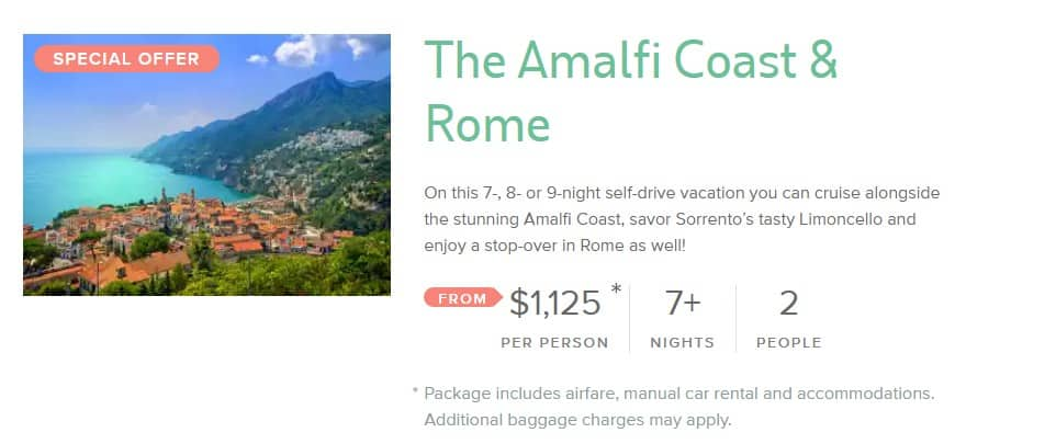 amalfi-coast-vacation-package